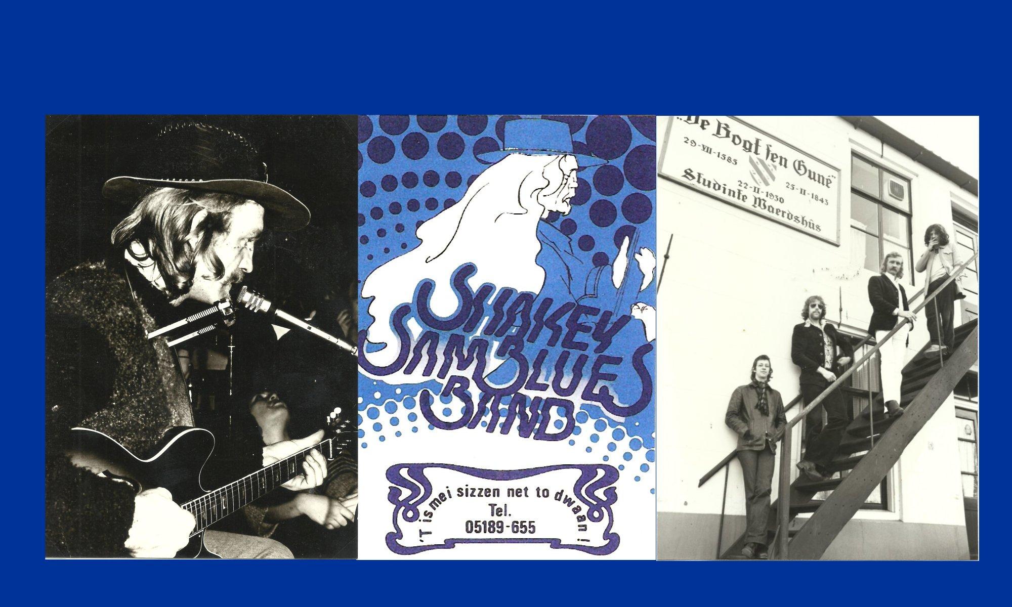 Drieluik Simon-poster-band bogt